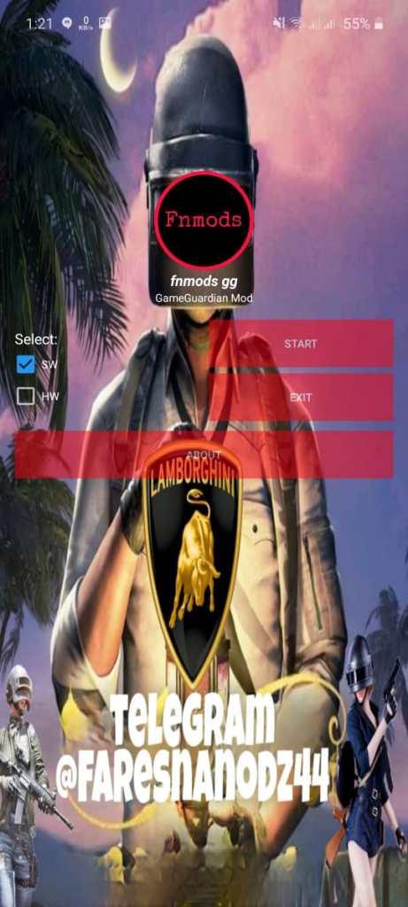 Screenshot of Fnmods ESP Apk