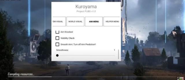 Screenshot-of-Kuroyama-PUBG-Hack