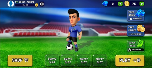 Screenshot-of-Mini-Football-Mod-Apk