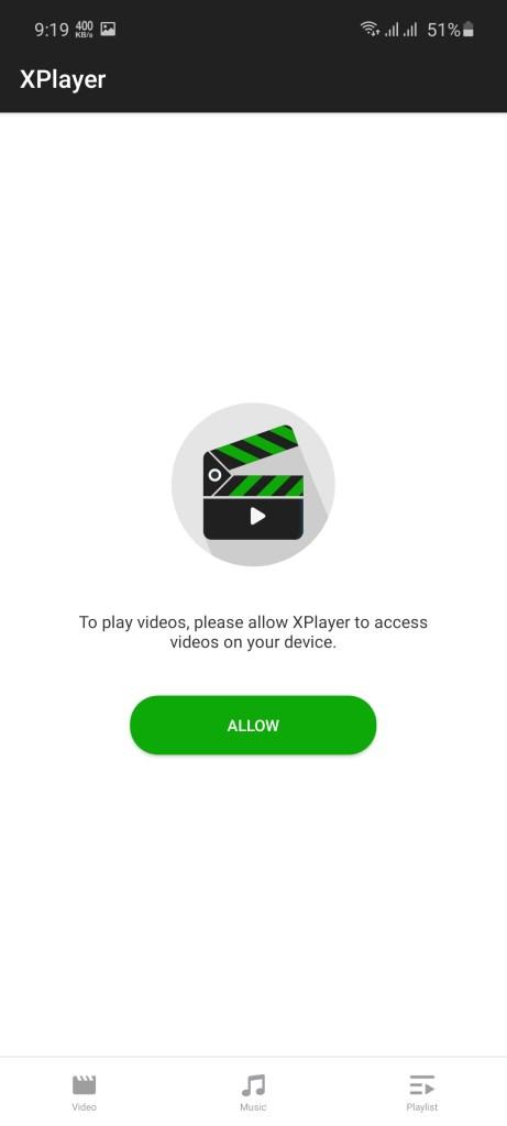Screenshot of XPlayer Pro APK