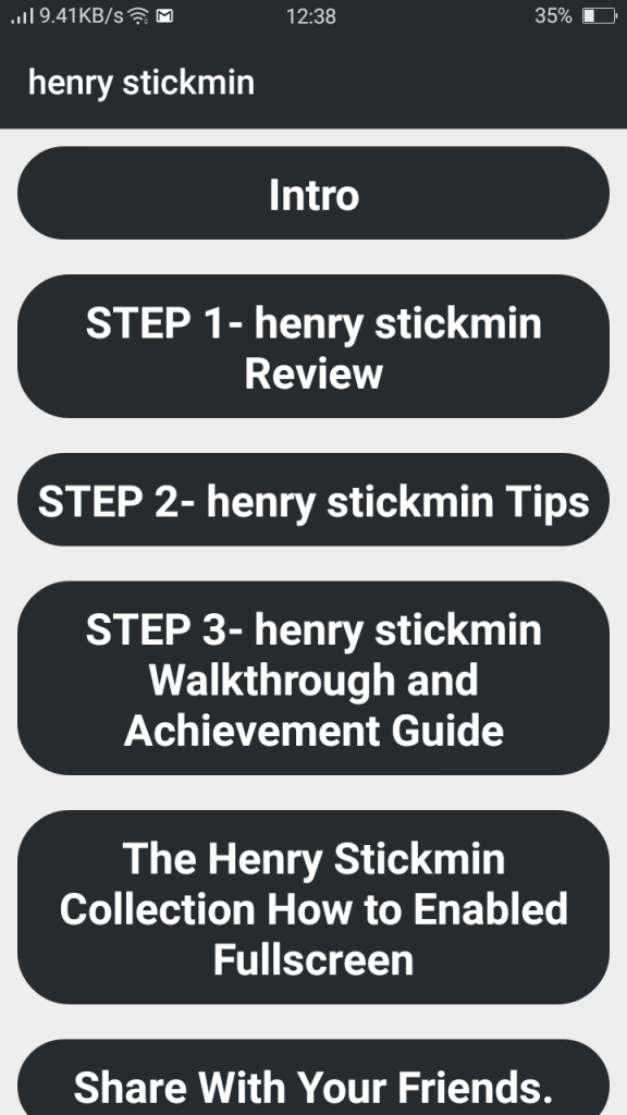 Screenshot-of-Henry-Stickmin-Collection-For-Android