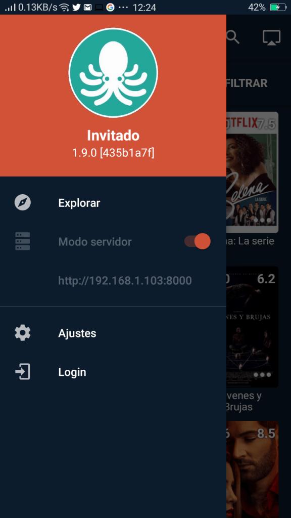 Screenshot-of-OctoStream-Apk