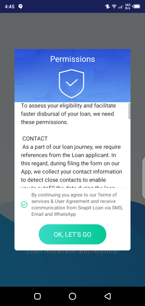 Screenshot-of-Snapit-Loan-For-Android