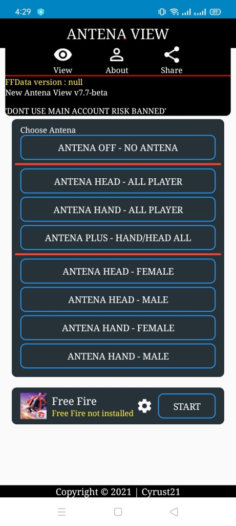 Screenshot-of-Antena-View