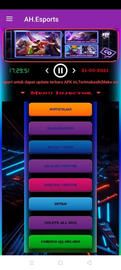 Screenshot-of-AH-Esports-Apk
