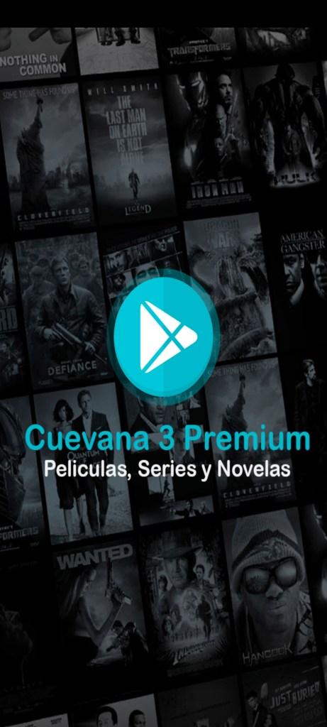 Screenshot of Cuevana 3 Pro