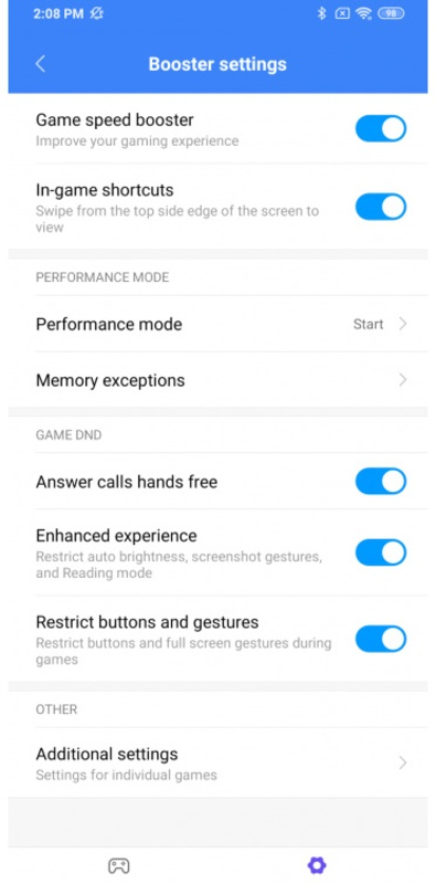 Screenshot of Game Voice Changer Free Fire