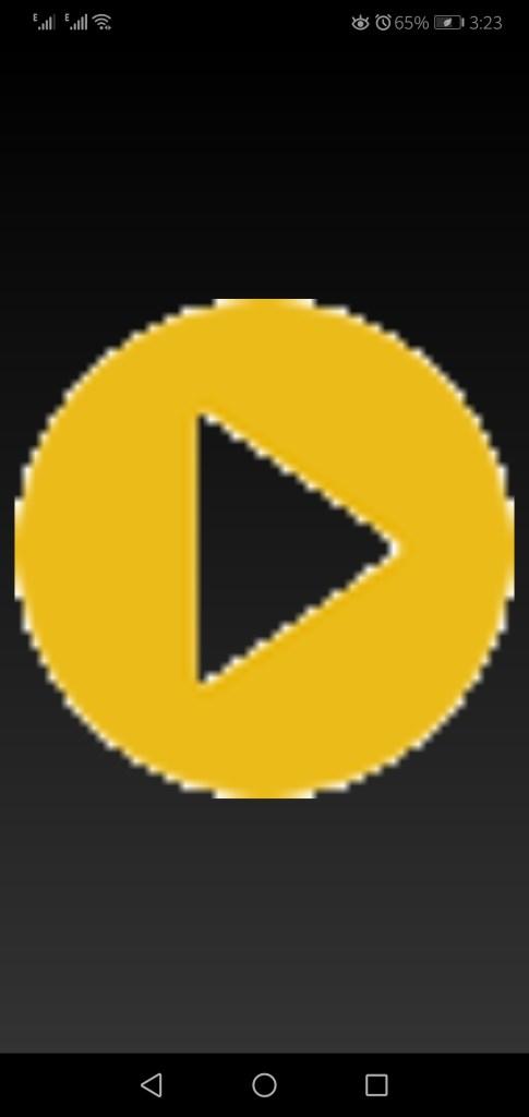 Screenshot of Meta TV