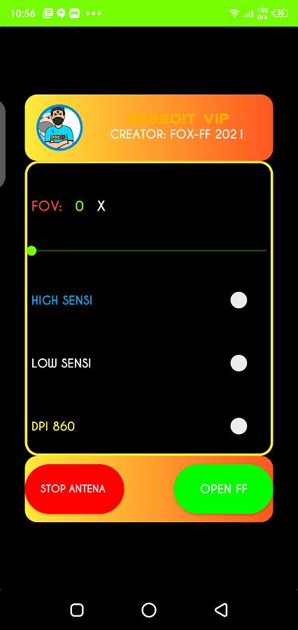 Screenshot-of-Injector-FF-Max-V2-App