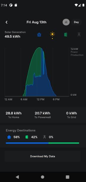 Screenshot-of-Tesla-Apk