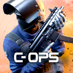 Critical Ops Online Multiplayer FPS Shooting Game 1.21.0.f1249 APK MOD Unlimited Money