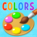 Colors for Kids Toddlers Babies – Learning Game 4.2.10 APK MOD Unlimited Money
