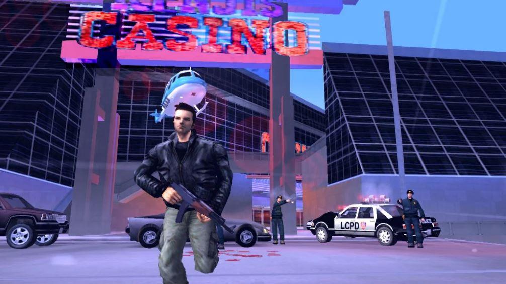 Grand Theft Auto 3 APK
