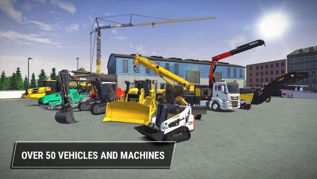 Construction Simulator 3 APK