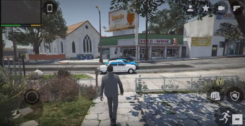 Grand Theft Auto V App