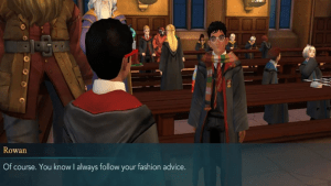 Harry Potter Hogwarts Mystery a few procedures to head the class 2