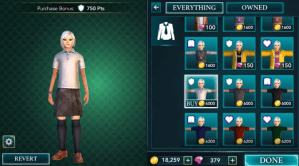 Harry Potter Hogwarts Mystery a few procedures to head the class 3