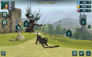 Harry Potter Hogwarts Mystery a few procedures to head the class 4