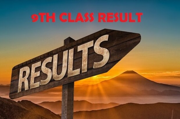 9th Ninth Class Result 2019 Check All Boards