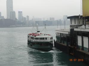 Wan Chai Ferry to Tsim Sha Tsui