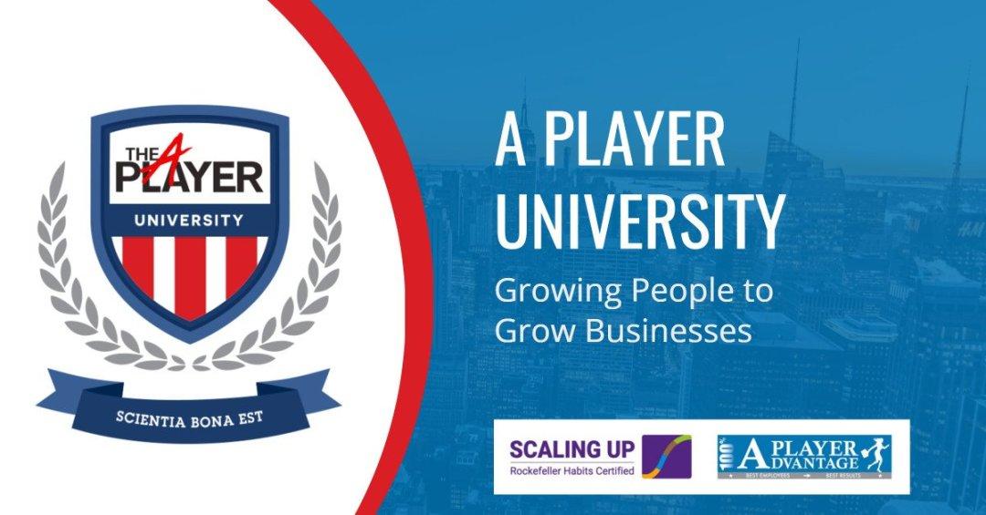 A Player University