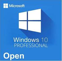 Imagem do Windows 10 em Open