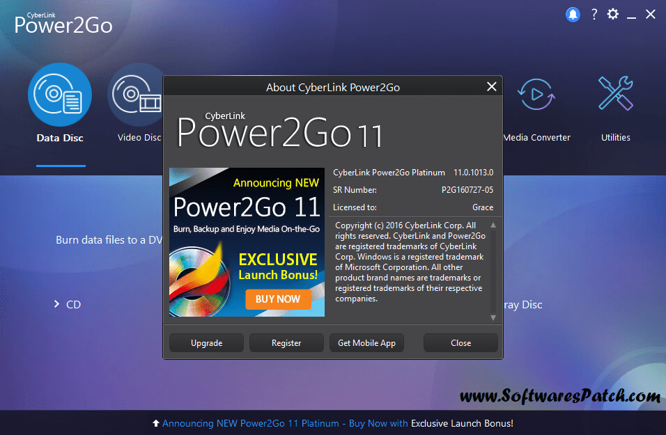 power2go 11