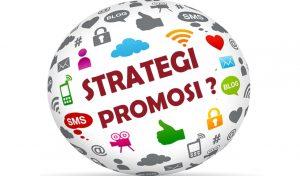 Contoh Strategi Promosi Informasi Bisnis