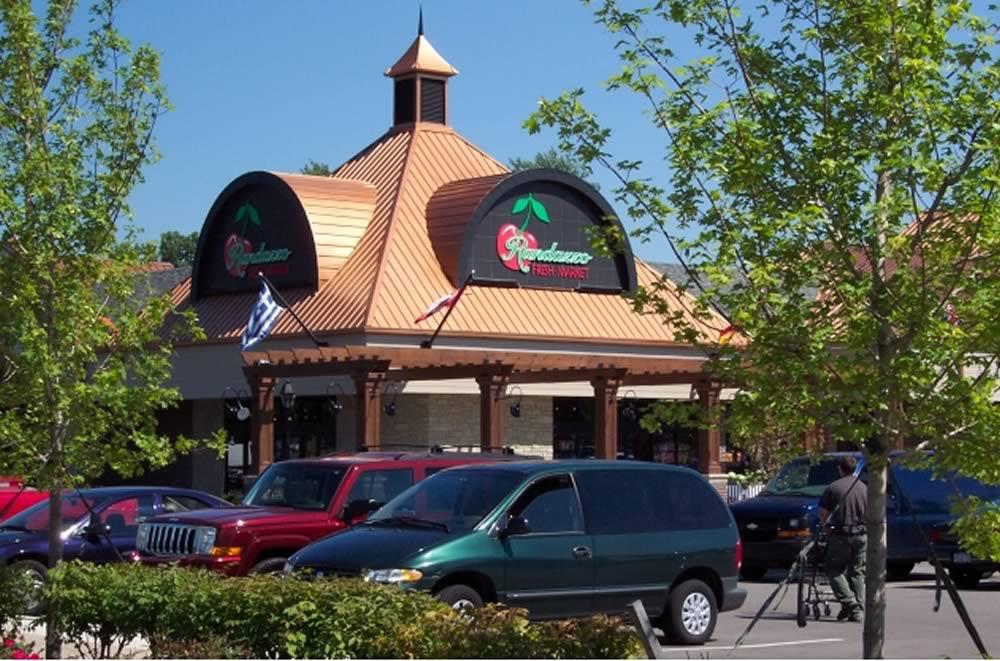 Holiday Shopping Center Randazzo's Market