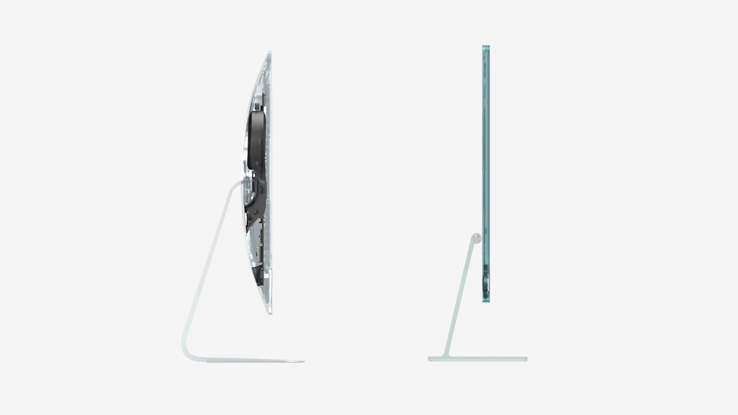iMac 24、Special Event、2021 April