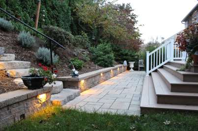 outdoor LED lighting in Berks County, PA