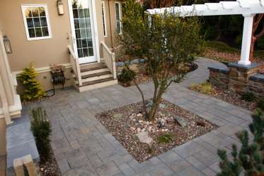 natural stone walkway in Chester, PA
