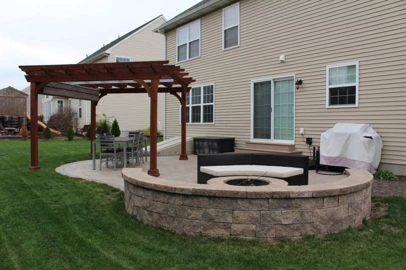 custom pergolas in lebanon pa