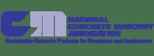 National Concrete Masonry Association logo
