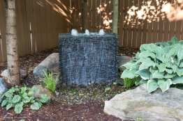 outdoor backyard water feature in lebanon pa