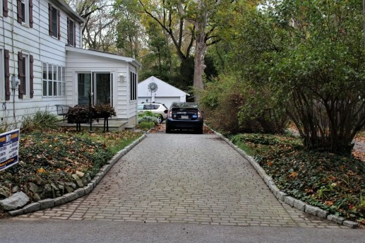 pervious driveway in Lancaster, PA