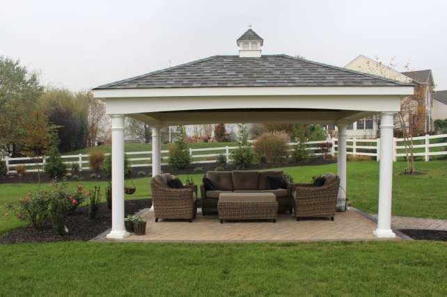 custom pavilions in lancaster pa