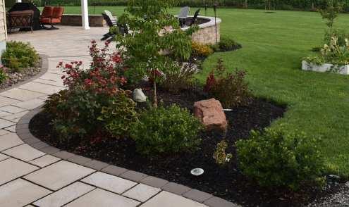 mulch-flowerbeds