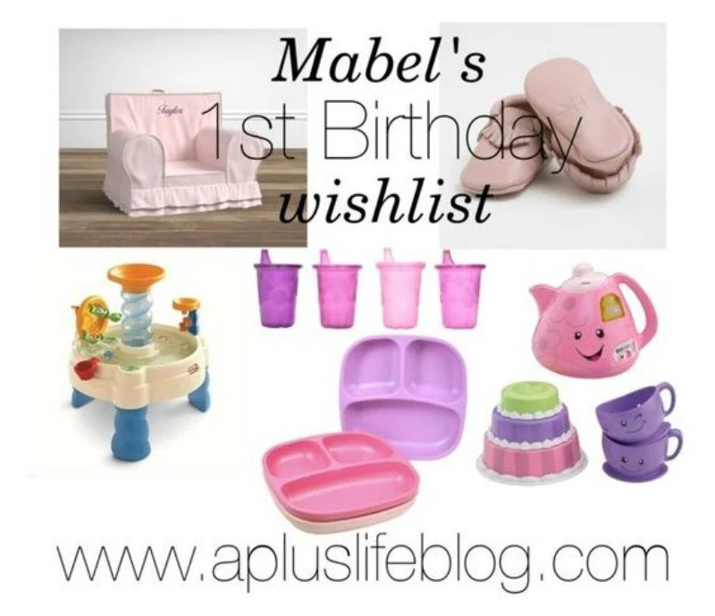 Mabel's Wishlist