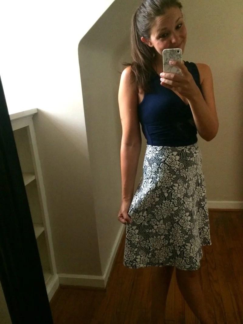 Hailey 23 Kerrigan 2fer Knit Dress