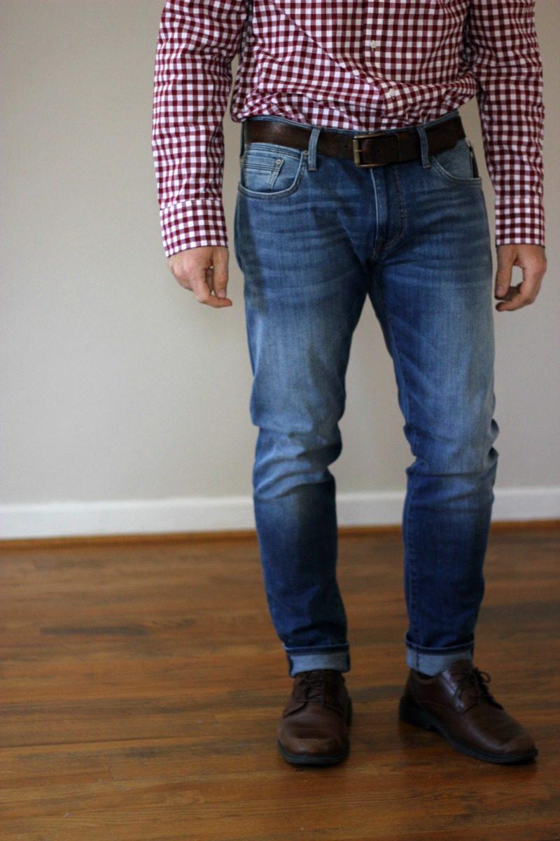 Stitch Fix Mavi Jake Slim Leg Jean