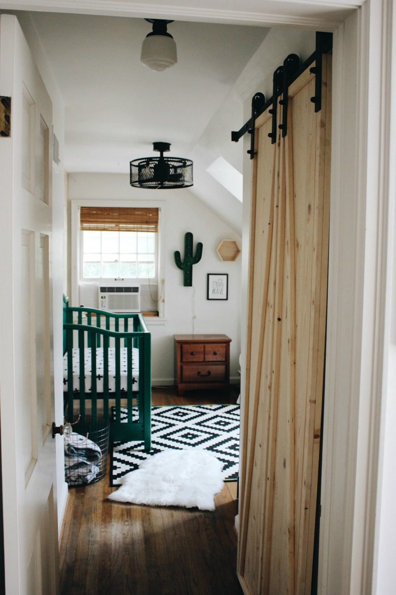 Baby Boy Cactus Nursery Reveal, Cactus Baby Nursery Boy, Cactus Nursery Boy, Cactus Nursery Ideas, Cactus Nursery Theme Ideas, Cactus Nursery Theme, Cactus Nursery, Cactus Baby Nursery, Cactus Themed Nursery, Cactus Nursery Decor, Cactus Baby Nursery Ideas, Cactus Baby Nursery Gender Neutral, #babyboynursery #nurseryidea #babynursery #cactusnursery Cactus Nursery #paintedcrib #barndoors #neutralnursery