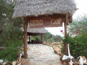 Kiboko Camp Gate