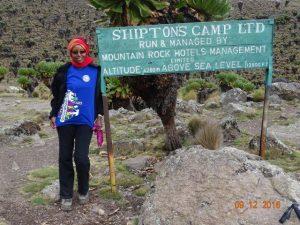 Shiptons Mount Kenya