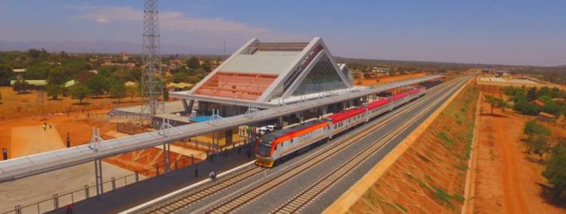 SGR at Mtito