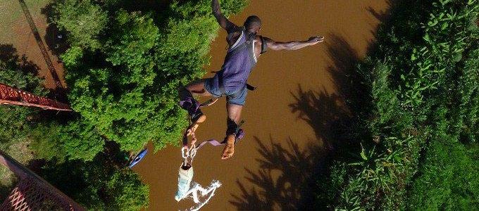 Bungee Jumping Kenya