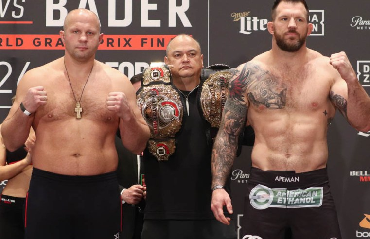 Bellator 214 Results – New Heavyweight Champion Crowned
