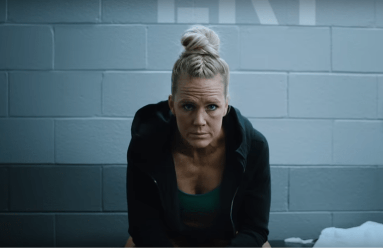Holly Holm Featured In New Mountain Dew Commercial
