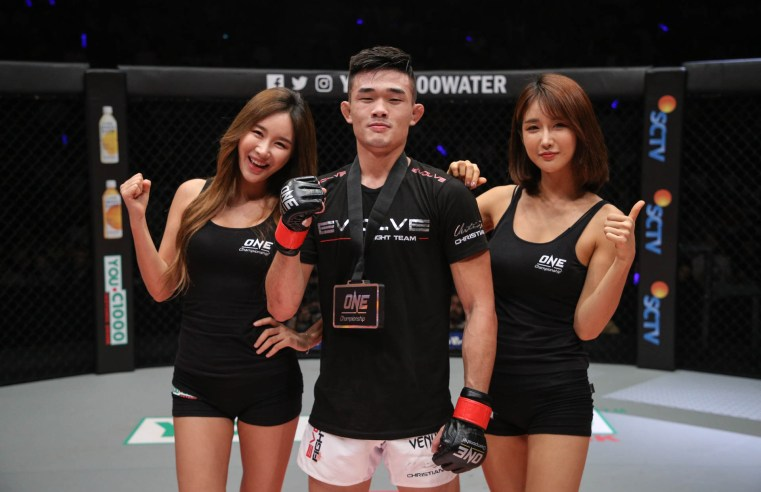 Christian Lee ONE: Eternal Glory Post Fight Interview