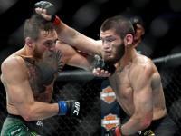 Khabib on punching Conor McGregor